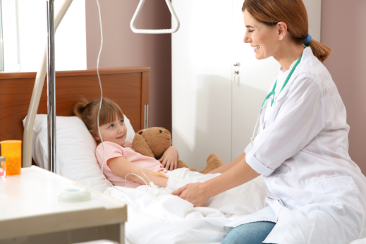 Professional Nursing Care for Medically Dependent Children